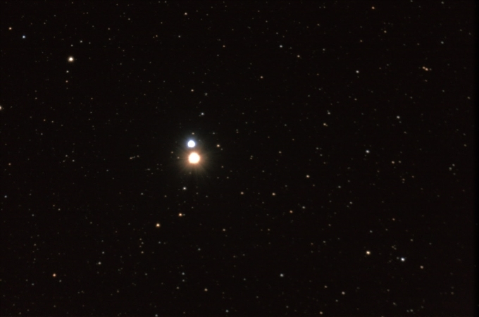 double star Albireo