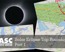 Solar Eclipse Trip Roundup - Part 1