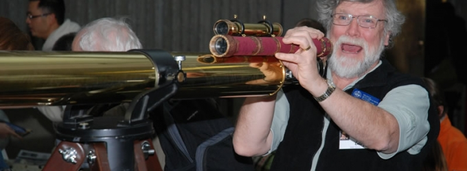 Guy Nason and Telescope