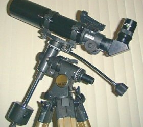Stellarvue AT-1010 80mm Refractor