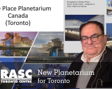 A New Planetarium for Toronto
