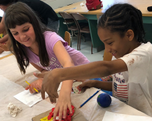 All About Space Summer Program for Kids