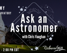 Ask an Astronomer May 30