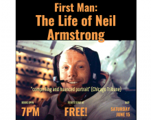 First Man - Northcott Lecture