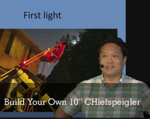"How to Build Your Own 10"" CHiefspeigler Telescope"