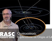 Oumuamua and Implications for the Origin of Life on Earth