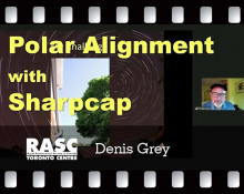 Rapid Polar Alignment with SharpCap Software