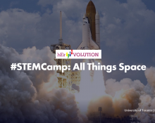 #STEMCamp: All Things Space