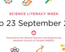 Science Literacy Week 2018