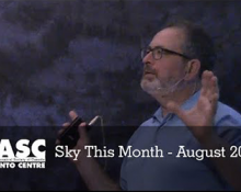 Sky This Month - August 2017
