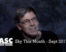 Sky This Month Sept 13th - Oct 13th 2017