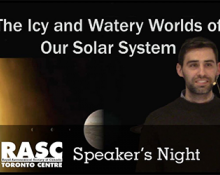 The Icy and Watery Worlds of our Solar System