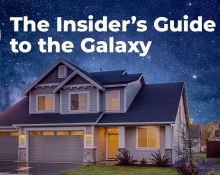 The Insider's Guide to the Galaxy