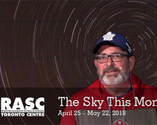 The Sky This Month Apr 25 - May 22, 2018