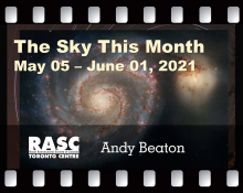 The Sky This Month May 05 - June 01, 2021