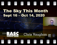 The Sky This Month Sept 16-Oct 14, 2020