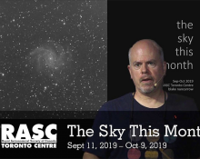 The Sky This Month September 11 - October 9, 2019
