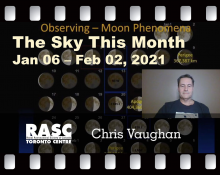 The Sky This Month for January 6, 2021 to February 2, 2021