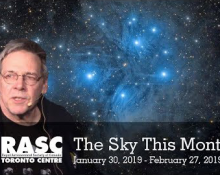 The Sky This Month, January 30 - February 27, 2019