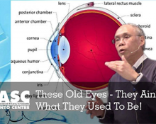 These Old Eyes - They Ain't What They Used To Be!
