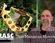 Thin Meniscus Mirrors