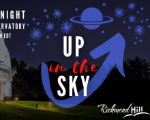 Up in the Sky May 21